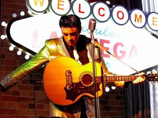 Elvis by Lee Jackson