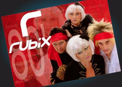 Rubix Tribute to the Eighties
