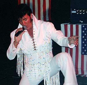 Elvis by Gary King