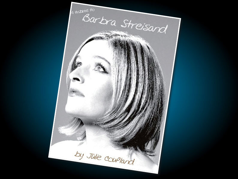 Barbra Streisand By Julie Coupland