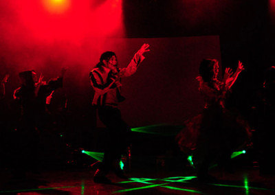 Michael Jackson by Navi