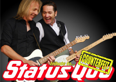 Status Quo By Counterfeit Quo