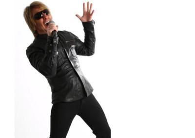 Andy Wood as Bon Jovi