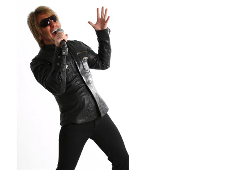 Andy Wood as Bon Jovi