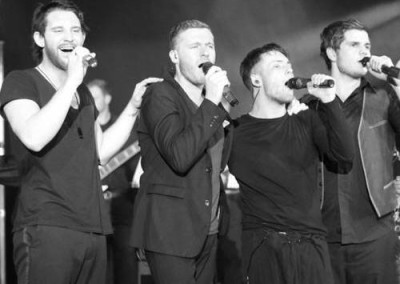 Rule The World – The UK's Leading Take That Tribute
