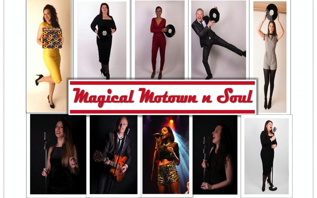 Magical Motown n' Soul