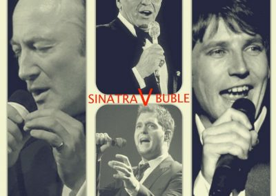 THE KINGS OF SWING – SINATRA V BUBLE…
