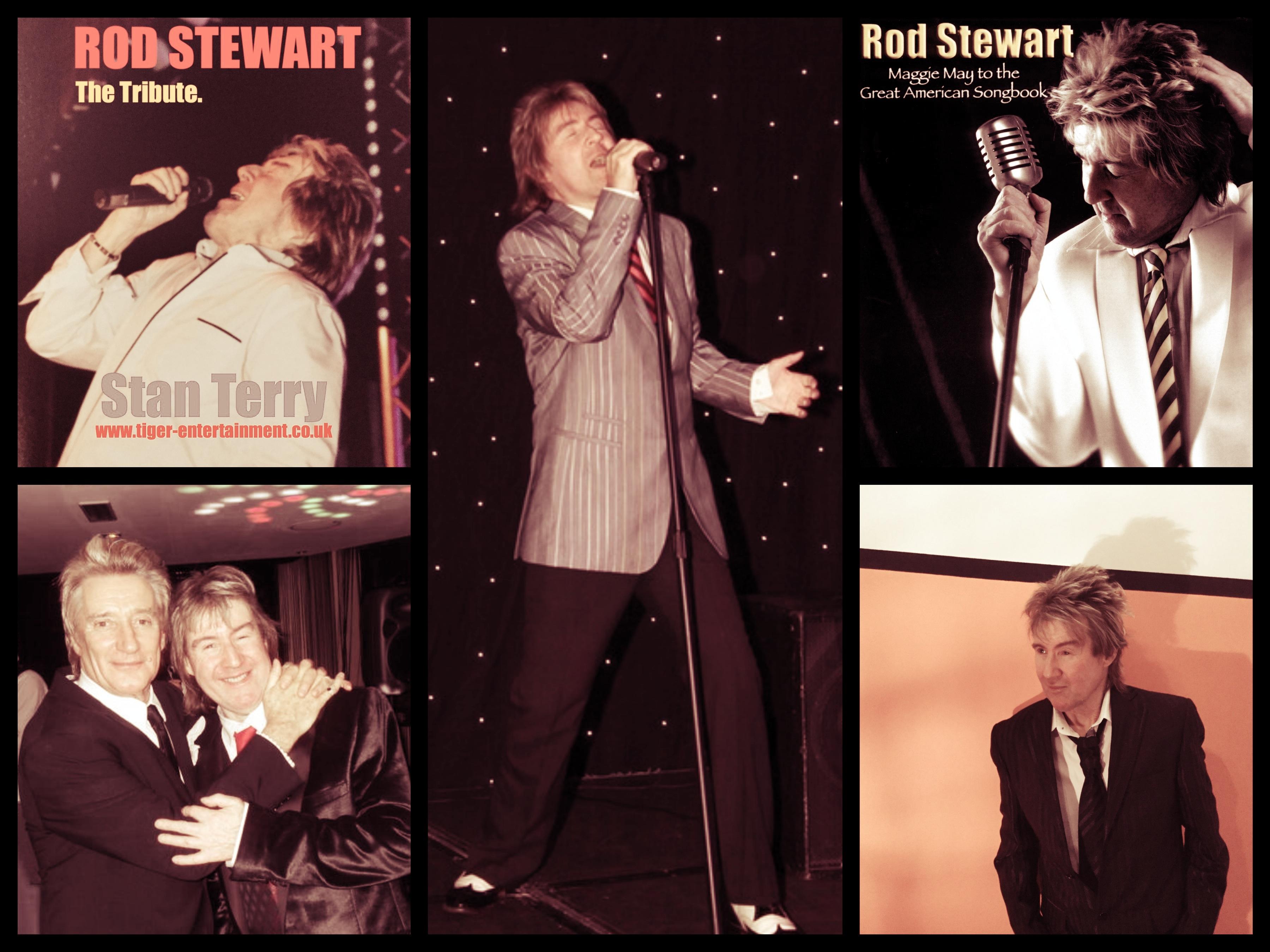 Stan Terry_Rod Stewart Tribute