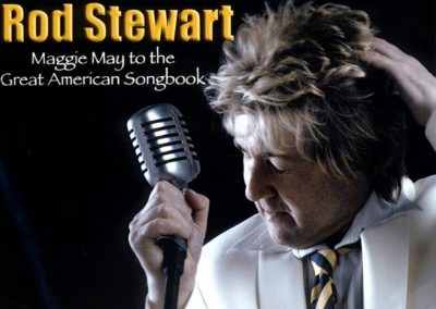 The UK's leading Rod Stewart tribute – Stan Terry