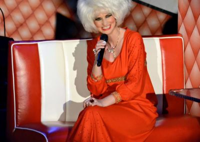 Suzi Madin as Dusty Springfield
