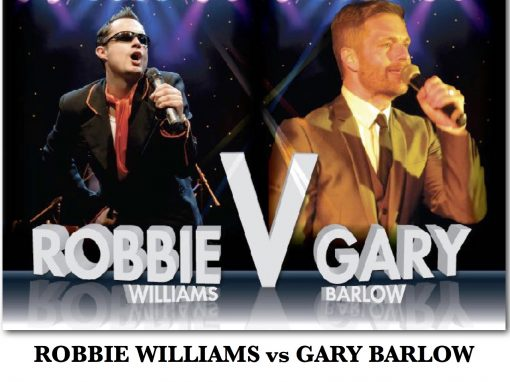 Robbie Vs Gary Tribute